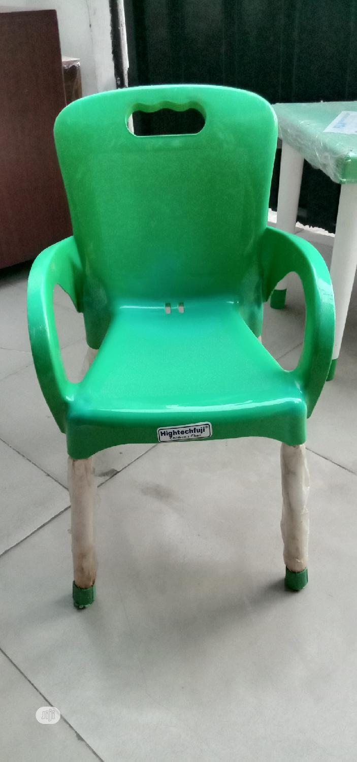 Children Study Chair And Table