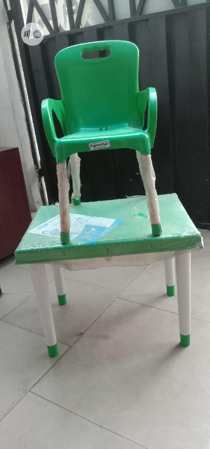 Children Study Chair And Table | Children's Furniture for sale in Lekki, Lagos State, Nigeria