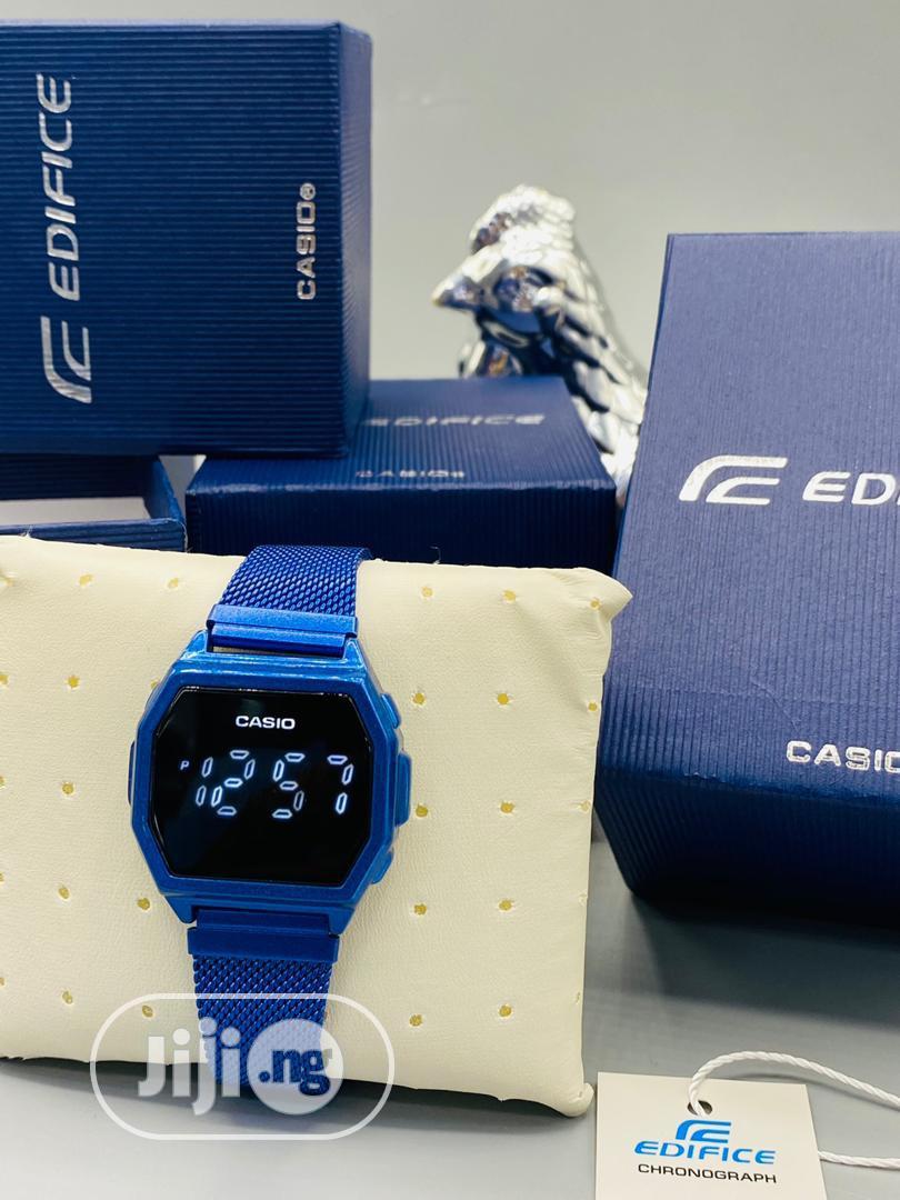 Archive: Digital Screen Touch Casio Watch
