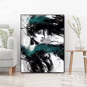 Style Woman Canvas | Arts & Crafts for sale in Lagos State, Ajah
