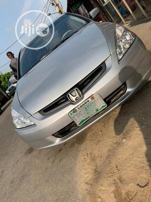 Honda Accord 2003 Silver   Cars for sale in Lagos State, Surulere