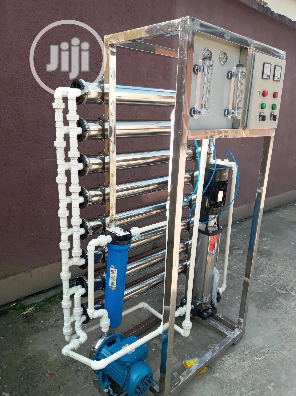 Osmosis Machines R O Water Treatment Machines 8 Membrane