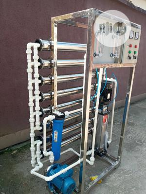 Osmosis Machines R O Water Treatment Machines 8 Membrane | Manufacturing Equipment for sale in Lagos State, Orile
