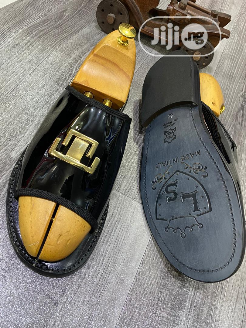 Archive: Luca Sandali Pure Italian Leather Slippers
