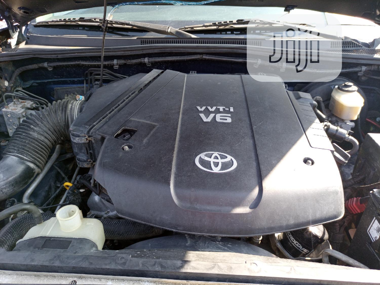 Toyota Tacoma 2007 Blue   Cars for sale in Amuwo-Odofin, Lagos State, Nigeria