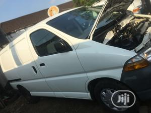 Toyota Hiace 2005 White | Buses & Microbuses for sale in Lagos State, Ikeja
