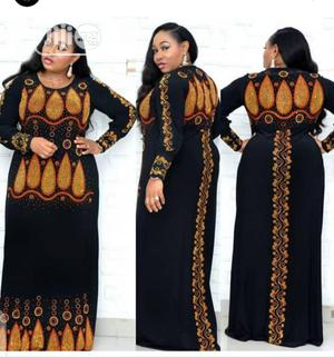Velvet Long Designed Gown | Clothing for sale in Lagos State, Amuwo-Odofin
