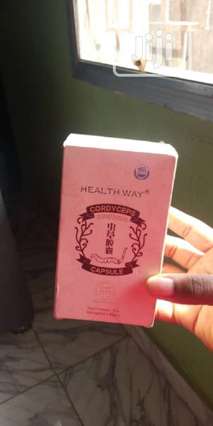 Norland Ginseng Healthway Cordyceps Capsule   Vitamins & Supplements for sale in Lagos State, Magodo