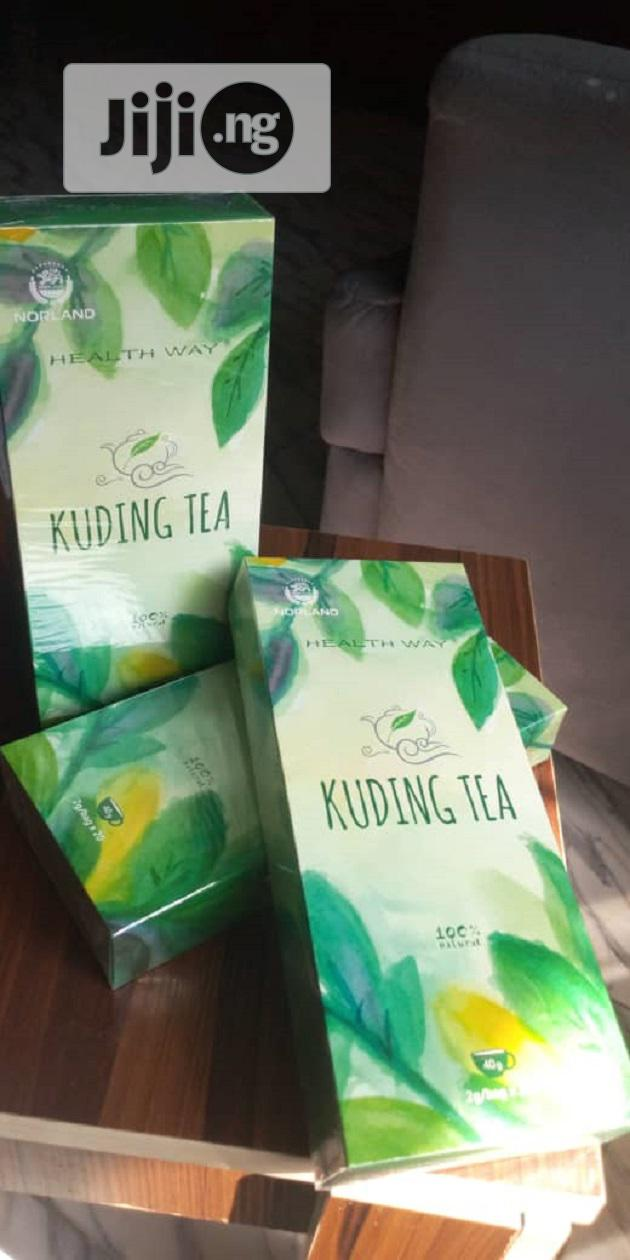 Kuding Tea For The Three Highs