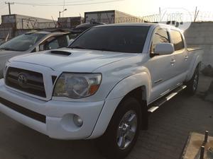 Toyota Tacoma 2010 White | Cars for sale in Lagos State, Amuwo-Odofin