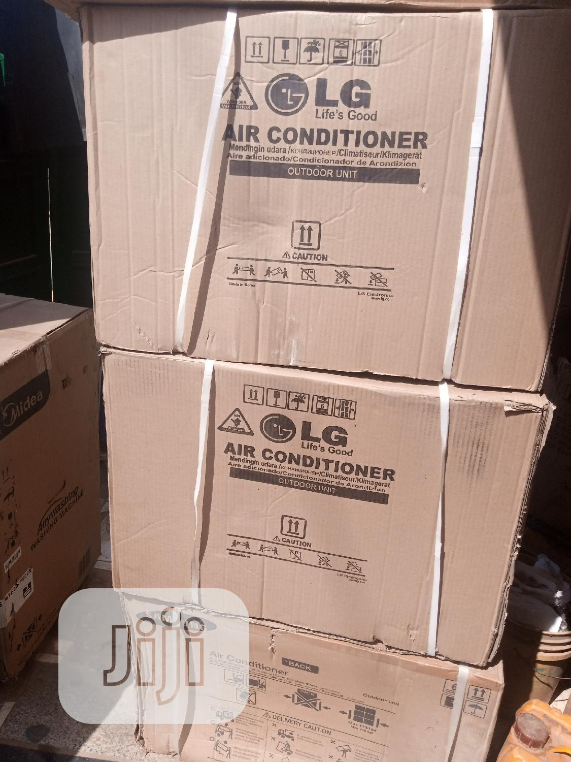 LG 1.5hp Air Conditioner