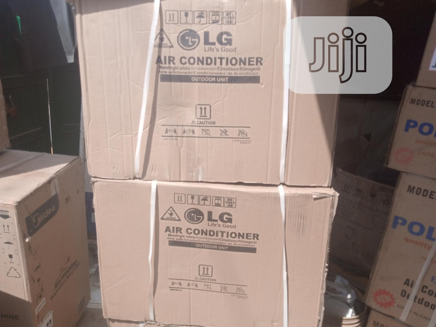 LG 1.5hp Air Conditioner | Home Appliances for sale in Gwagwalada, Abuja (FCT) State, Nigeria