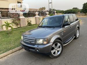 Land Rover Range Rover Sport 2007 Gray | Cars for sale in Abuja (FCT) State, Wuye