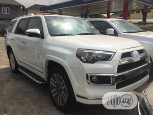 Toyota 4-Runner 2017 White | Cars for sale in Lagos State, Ikeja
