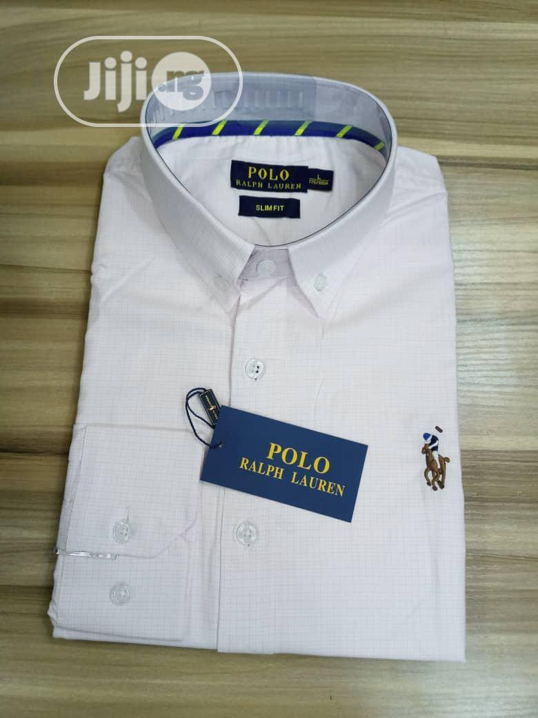 Polo Ralph Lauren Designer Shirts for Men