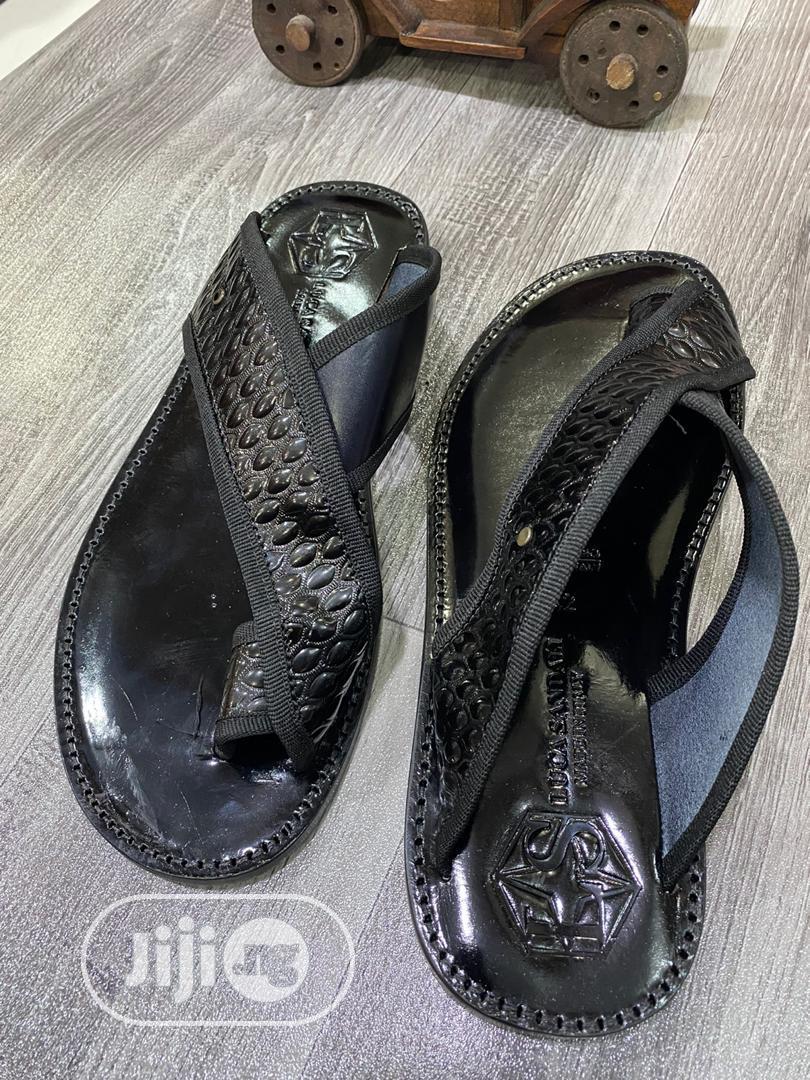 Archive: Luca Sandali Italian Leather Slippers