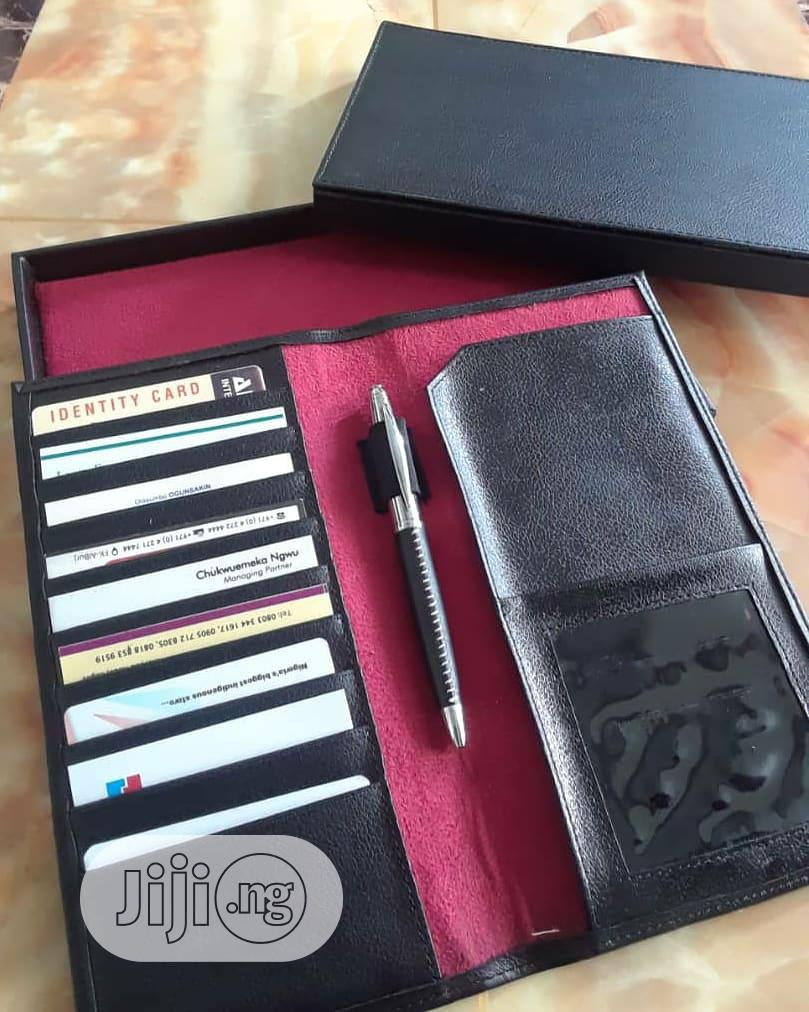 Travel Wallet And Pen Set | Bags for sale in Lekki, Lagos State, Nigeria