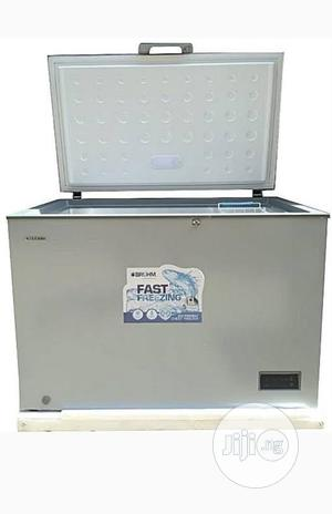 Bruhm Big Chest Deep Freezer 2years Warrantee | Kitchen Appliances for sale in Abuja (FCT) State, Central Business Dis