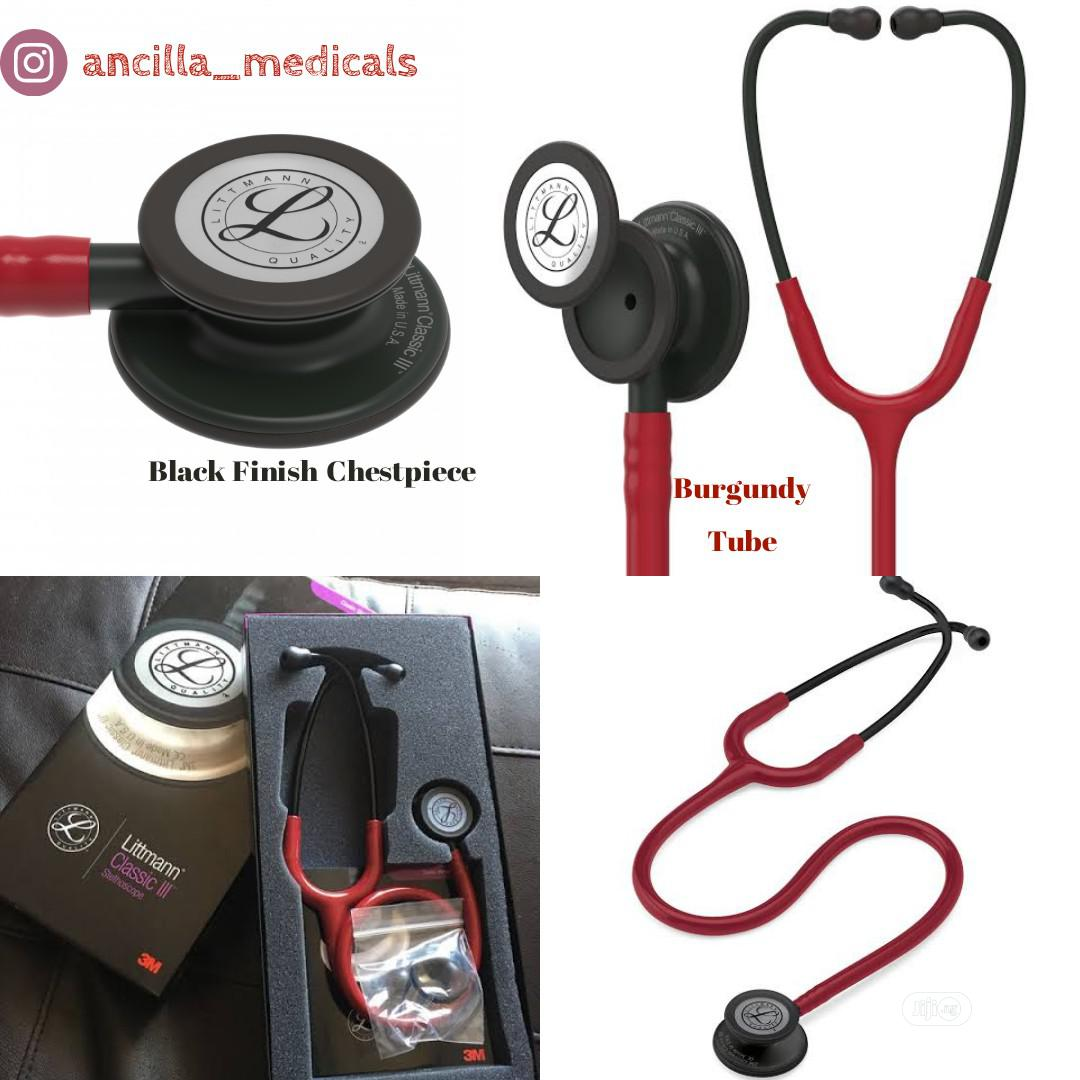 3M Littmann Classic III Stethoscope (Available in Varieties)
