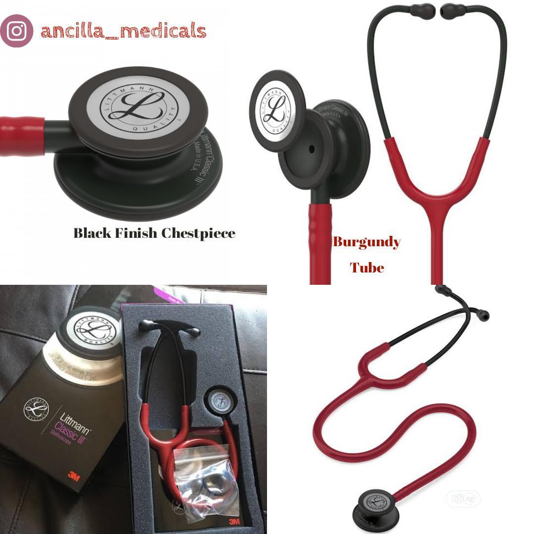 3M Littmann Classic III Stethoscope (Available in Varieties)