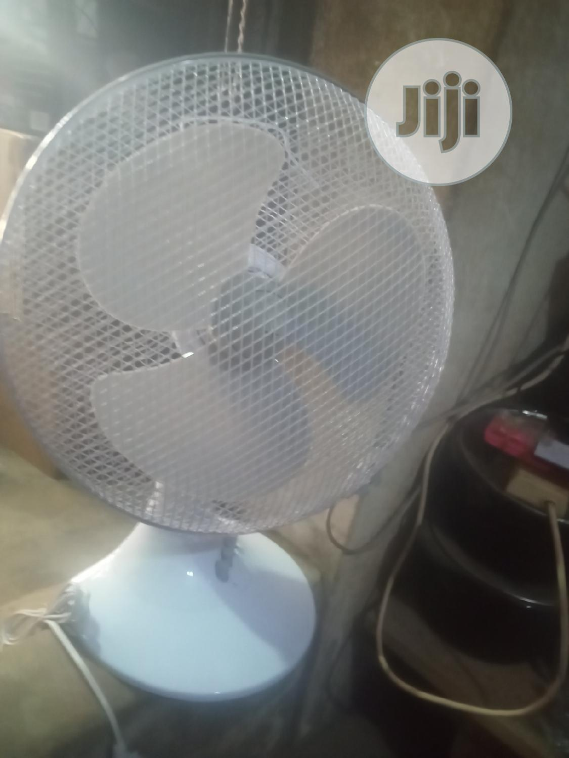 Archive: UK Used Table Fan Available