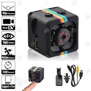 1080P SQ11 Mini DV Camera Video Recorder   Security & Surveillance for sale in Lagos State, Ikeja