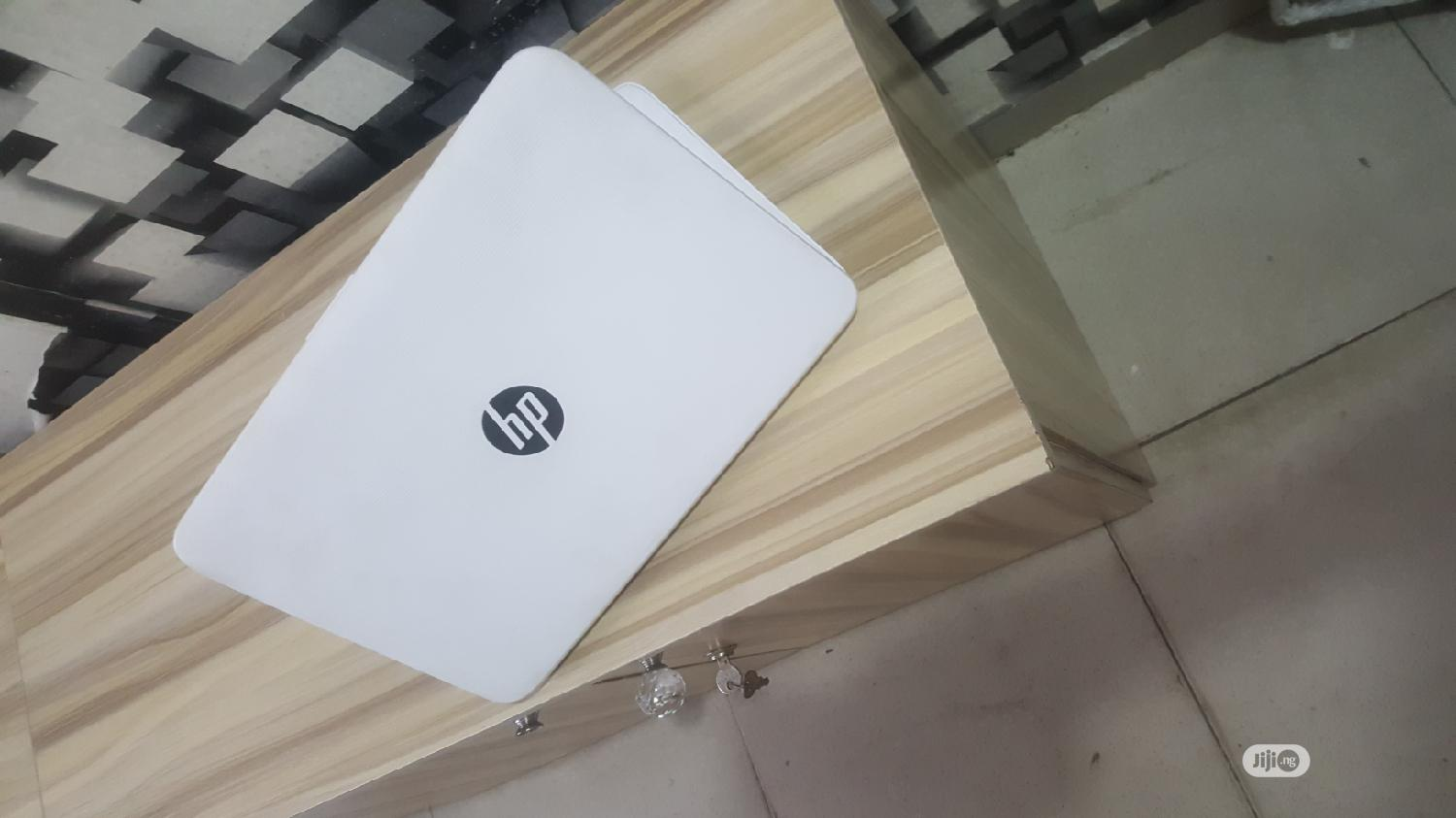 Laptop HP Stream 11 4GB Intel Celeron SSD 32GB | Laptops & Computers for sale in Ikeja, Lagos State, Nigeria