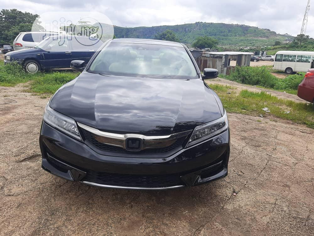 Honda Accord 2013 Black | Cars for sale in Wuse 2, Abuja (FCT) State, Nigeria