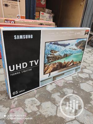 "2020 New Samsung 65""Inch UHD 4K Smart Tv( Netflix App ) Wifi | TV & DVD Equipment for sale in Lagos State, Ikeja"