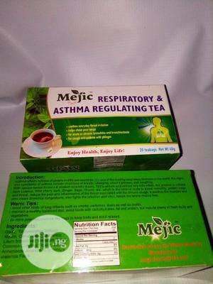 Asthma Respiratory Regulating Herbal Tea   Vitamins & Supplements for sale in Lagos State, Ifako-Ijaiye