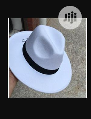 Matured White Hat   Clothing Accessories for sale in Lagos State, Lagos Island (Eko)