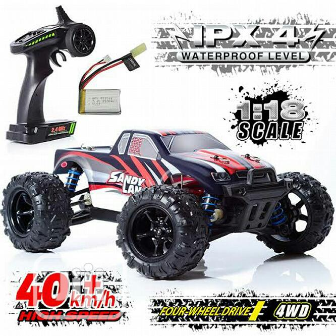 Remote Control Car Electric Truck Off-Road | Toys for sale in Ikeja, Lagos State, Nigeria
