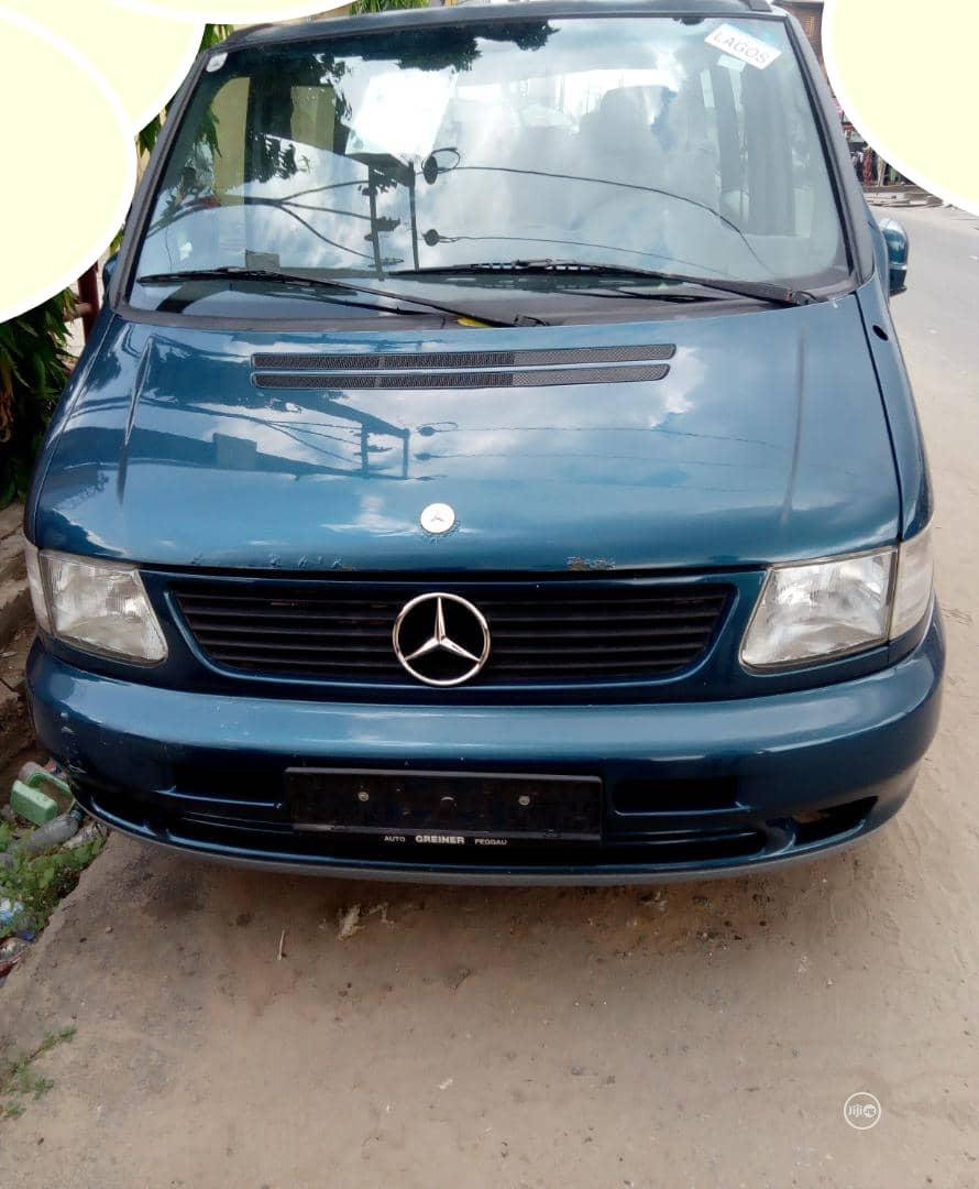 Mercedes Benz Bus   Buses & Microbuses for sale in Ajah, Lagos State, Nigeria