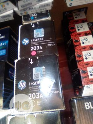 HP 203 Color Laser Toner | Accessories & Supplies for Electronics for sale in Lagos State, Apapa