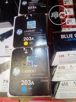 HP 203a Color Toner | Accessories & Supplies for Electronics for sale in Lagos State, Apapa