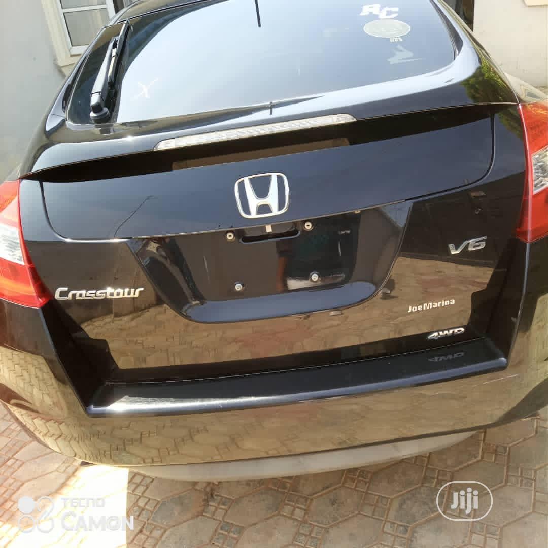 Honda Accord CrossTour 2010 EX-L Black   Cars for sale in Wuye, Abuja (FCT) State, Nigeria