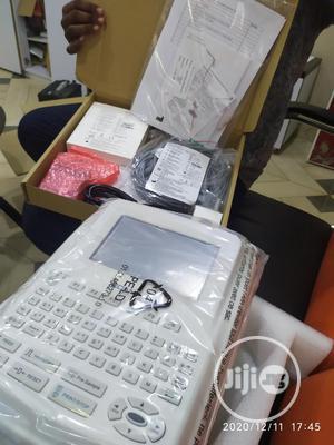 12 Channels Brand New Edan ECG Machine   Medical Supplies & Equipment for sale in Lagos State, Amuwo-Odofin
