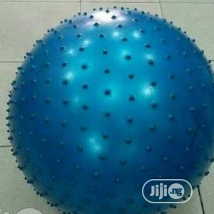 Gym Ball Pimple   Sports Equipment for sale in Lagos State, Victoria Island