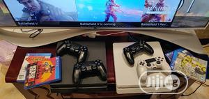 PS 4 With Two Controllers | Video Game Consoles for sale in Abuja (FCT) State, Dei-Dei