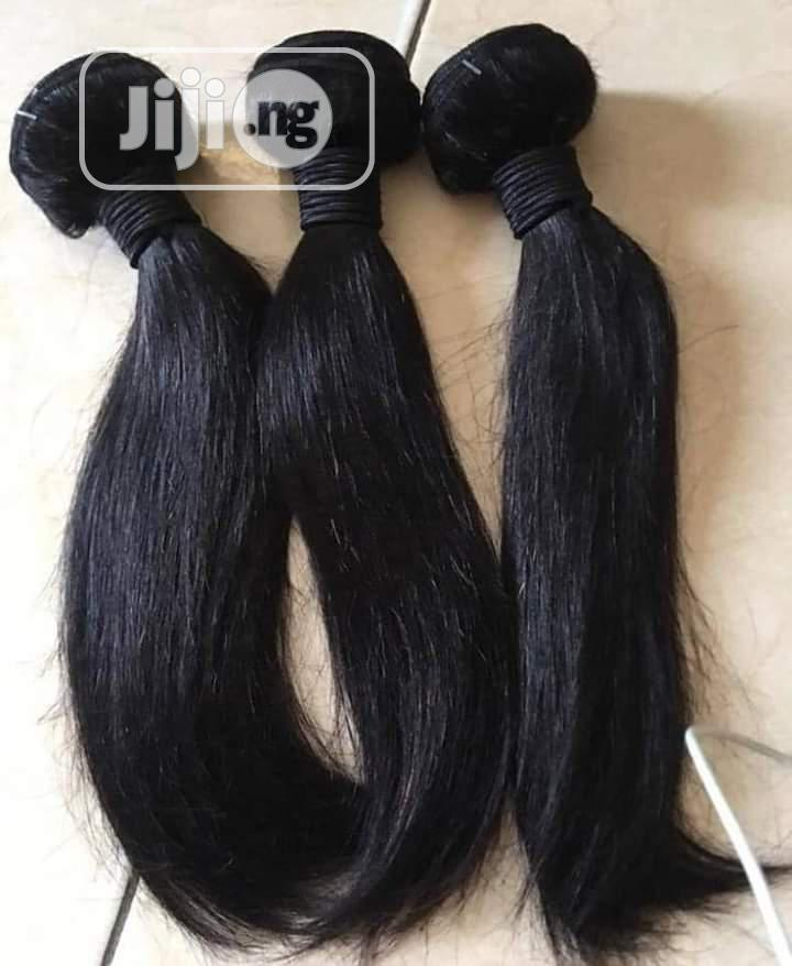 14inches Brazilian Skilly Straight Hair