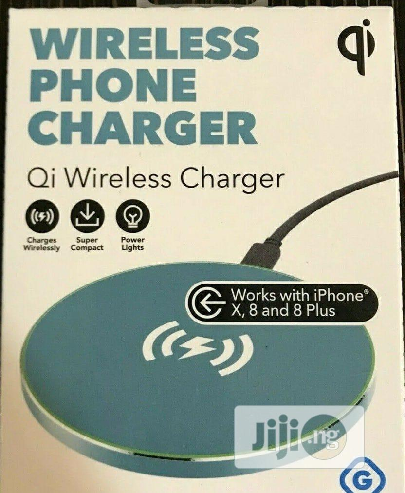 Universal Wireless Phone Charger | Accessories for Mobile Phones & Tablets for sale in Ikeja, Lagos State, Nigeria