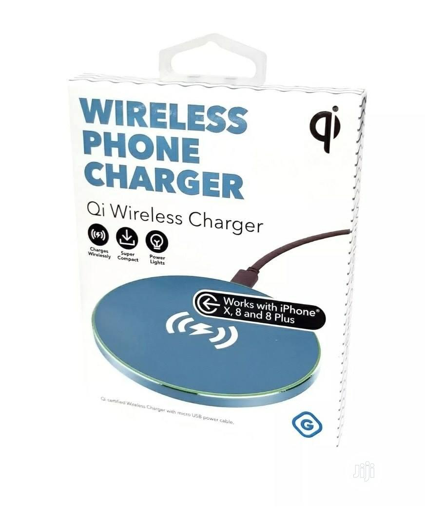 Universal Wireless Phone Charger