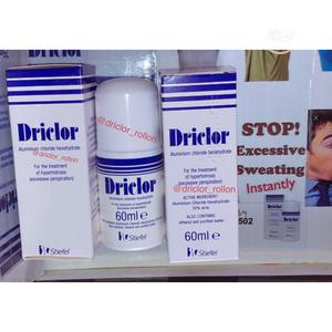 Driclor Solution (Antiperspirant)   Bath & Body for sale in Lagos State, Ikoyi