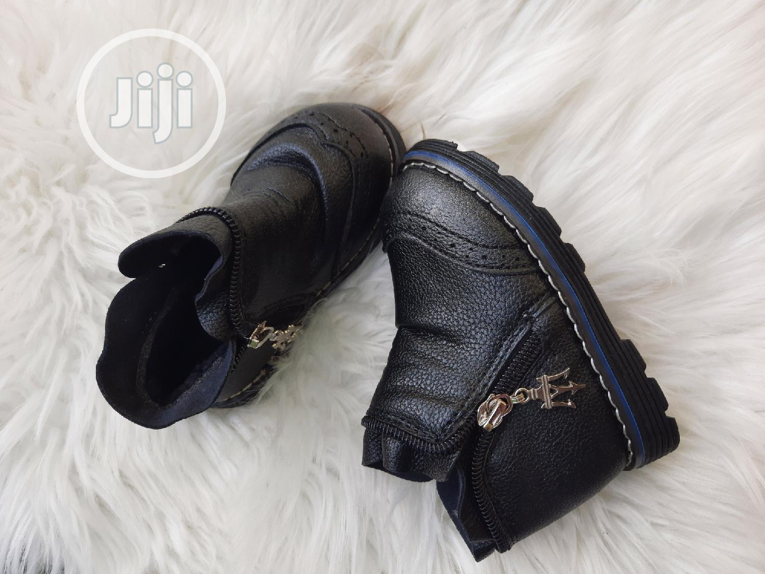 Brand New Quality Boys Outing Shoe In Size 22 | Children's Shoes for sale in Ikeja, Lagos State, Nigeria