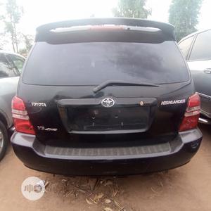 Toyota Highlander 2005 Limited V6 Black | Cars for sale in Enugu State, Enugu