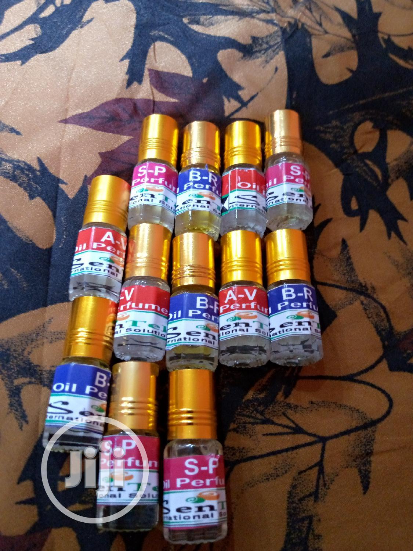 Archive: Fragrance Unisex Oil 3 ml