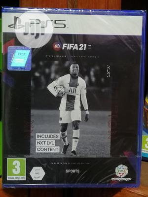 FIFA 21 - Playstation 5 Standard Edition | Video Games for sale in Lagos State, Lagos Island (Eko)