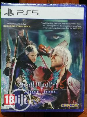 Devil May Cry 5 Special Edition - Playstation 5 | Video Games for sale in Lagos State, Lagos Island (Eko)