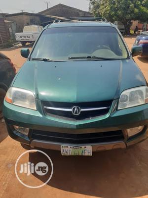 Acura MDX 2003 3.5L 4x4 Green   Cars for sale in Lagos State, Ifako-Ijaiye