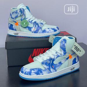 "Off-white X Air Jordan 1 ""Cloud Nine"" Sneaker | Shoes for sale in Lagos State, Lagos Island (Eko)"